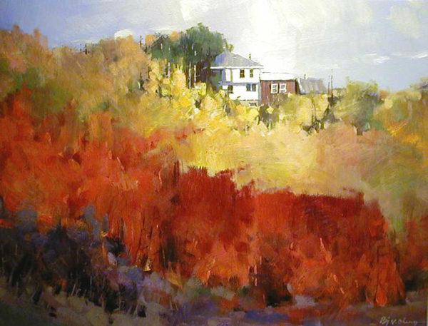 Burning Colors Bi Yuan Cheng