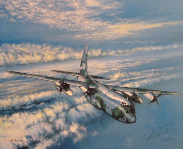 C 130 Hercules Robert Bailey