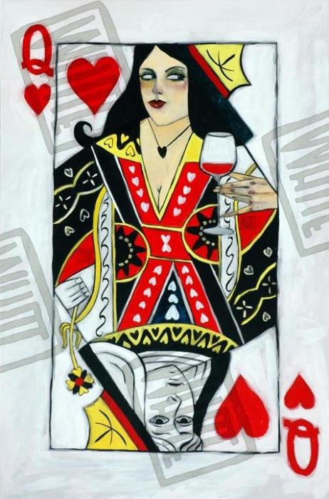 Cabernet Queen Todd White