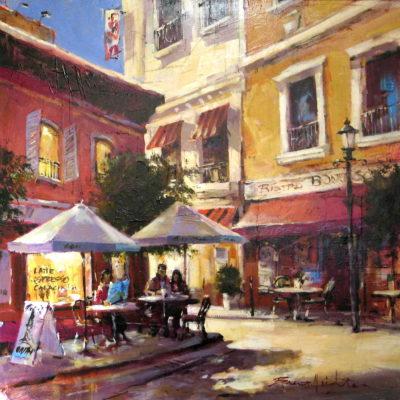 Café Au Lait Brent Heighton