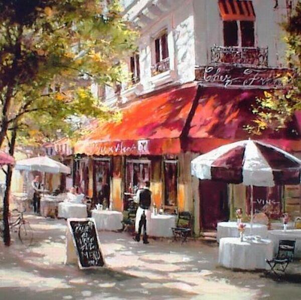 Cafe Francette Brent Heighton