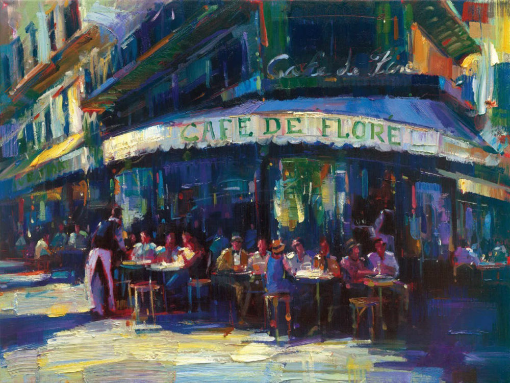 Cafe De Flore Michael Flohr