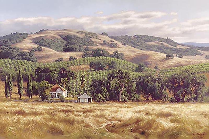 California Home - June Carey