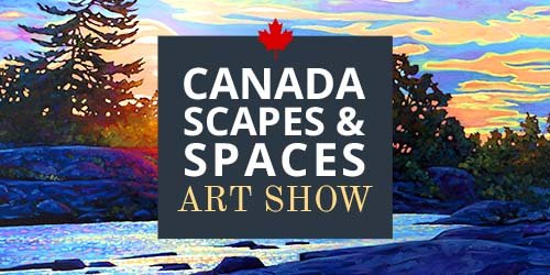Canada Scapes & Spaces - Carousel Slide