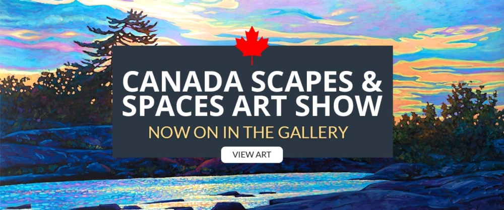 Canada Scapes & Spaces - Now On - Slide