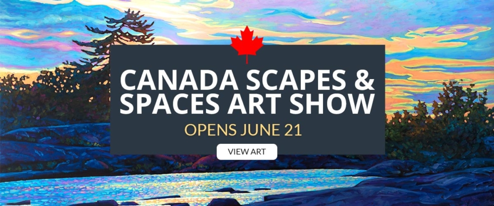 Canada Scapes & Spaces Art Show