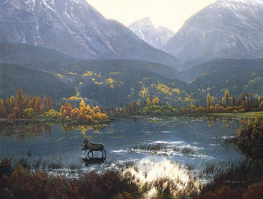 Canadian Autumn Stephen Lyman