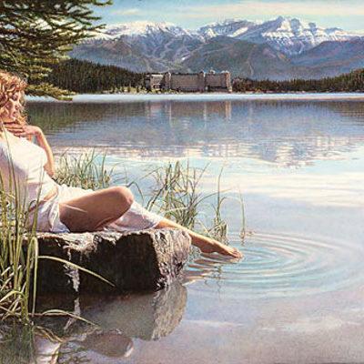 Canadian Beauty Steve Hanks