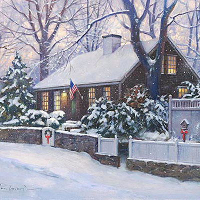 Cape Cod Christmas Paul Landry