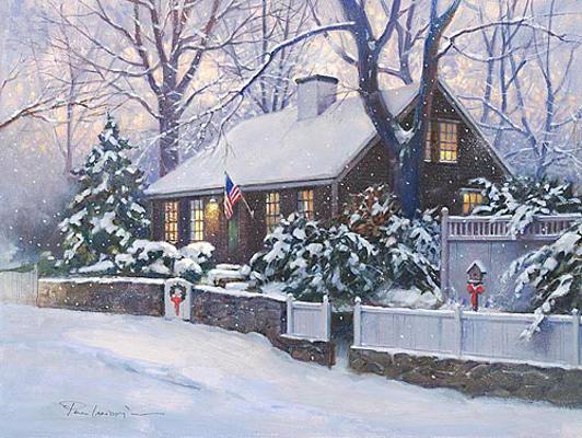 Cape Cod Christmas Paul Landry