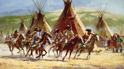 Capture of the Horse Bundle - Howard Terpning