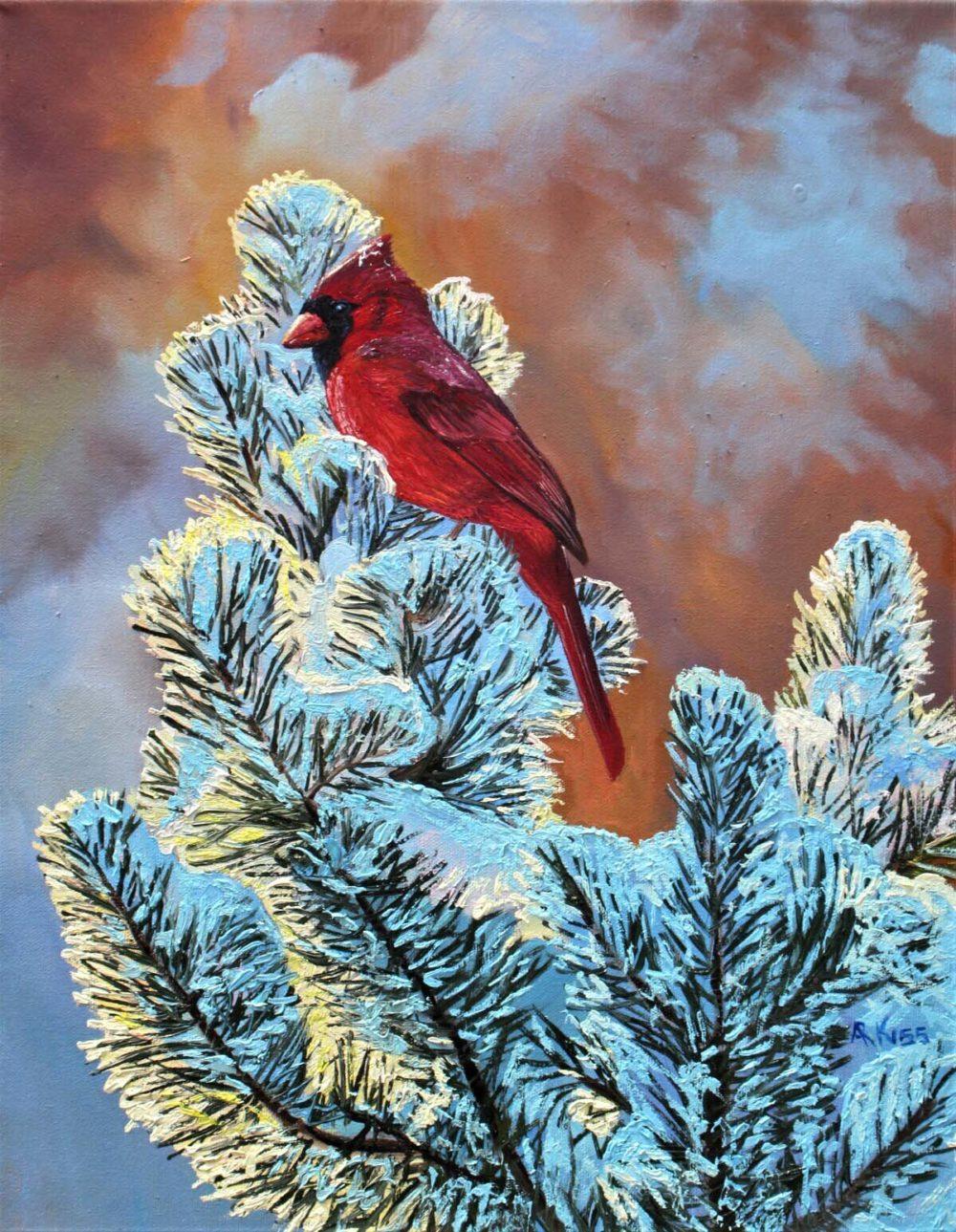 Cardinal - Andrew Kiss