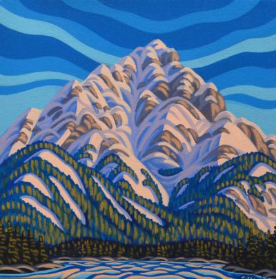 Cascade Mountain - Patrick Markle