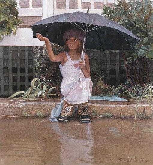 Catching The Rain Steve Hanks