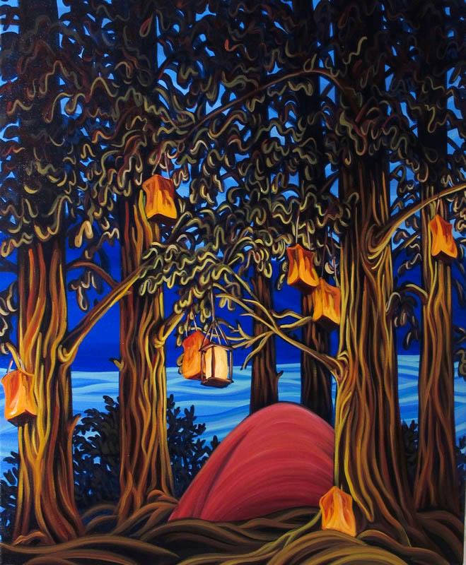 Cedar Campsite - Patrick Markle