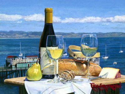Chardonnay Coast Eric Christensen