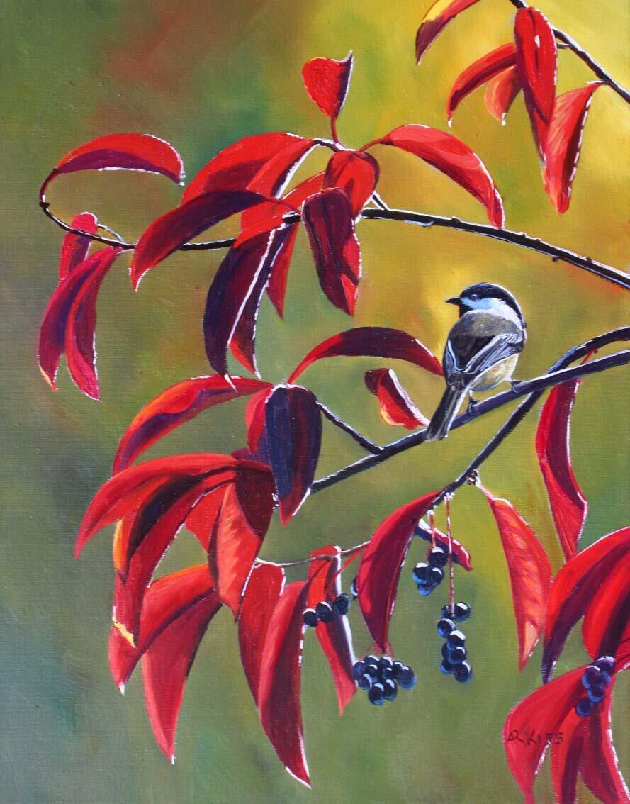Chickadee - Andrew Kiss