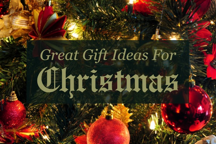 Christmas Great Gift Ideas Tile