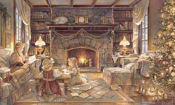 Christmas At The Cottage Trisha Romance