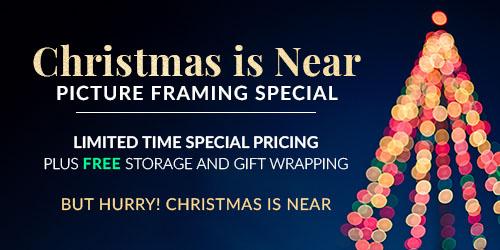 Christmas is Near Framing Special - Carousel Slide
