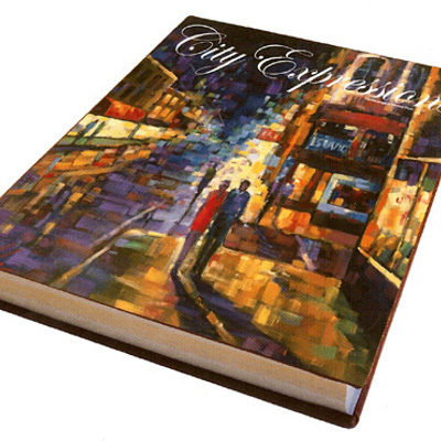 City Expressions Book Michael Flohr