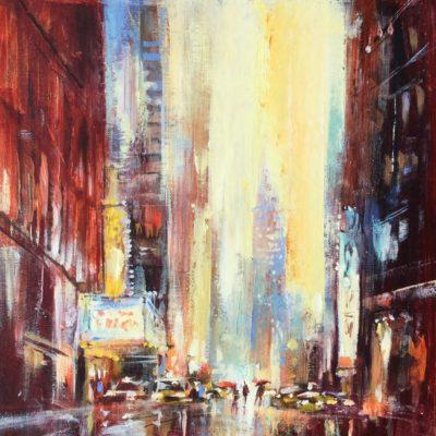 City Glow I - Brent Heighton