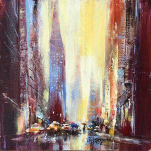 City Glow II - Brent Heighton