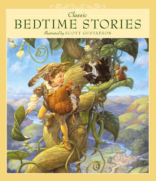 Classic Bedtime Stories Scott Gustafson