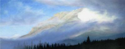 Cloud Cascade Dean McLeod