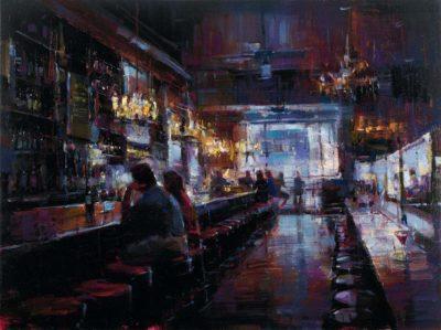 Cocktails at Carmine's - Michael Flohr