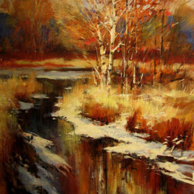 Cold Stream Brent Heighton