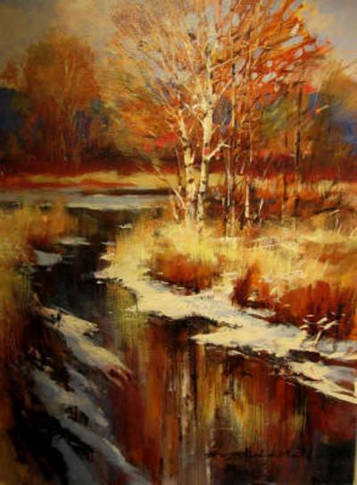 Cold Stream Brent Heighton