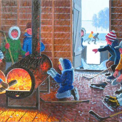 Cold Toes - Hot Ice - Bill Brownridge