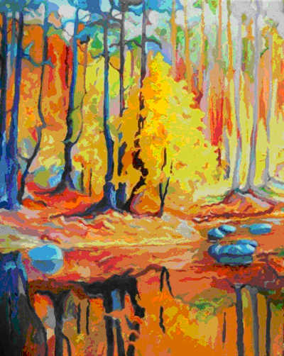 Colours Of Fall John Zacharias