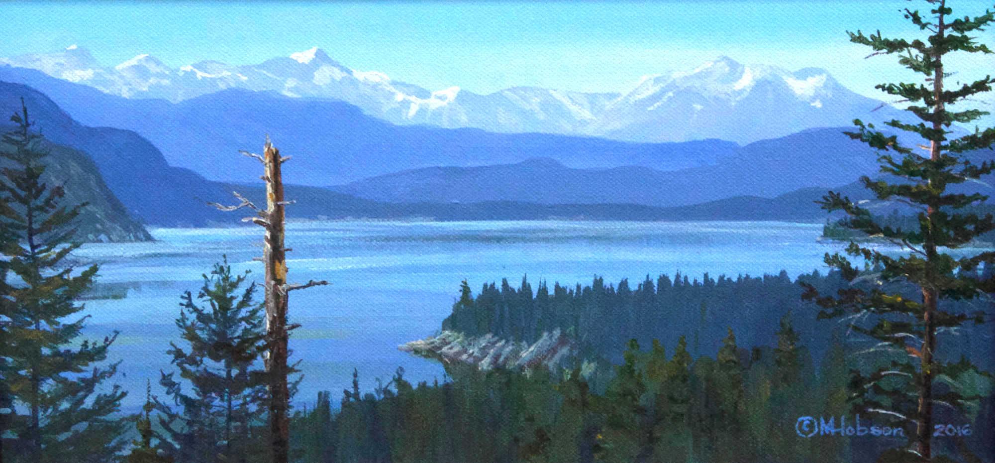 Columbia Lake, East Kootenays Mark Hobson