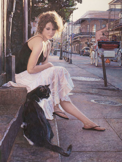 Companions of the Big Easy - Steve Hanks