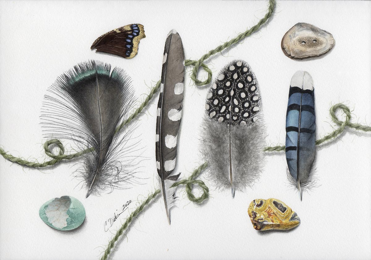 Construct - Found Objects - Charity Dakin
