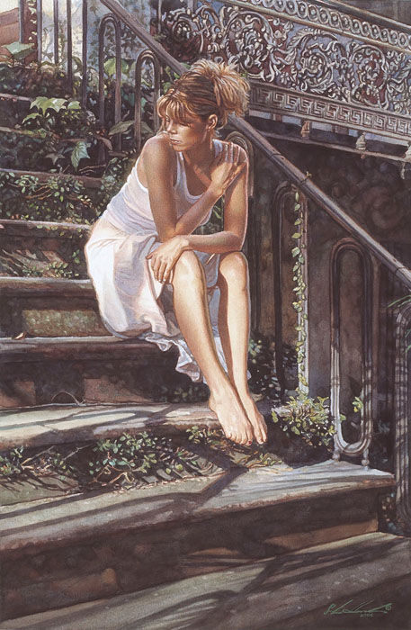 Contemplating The Necessary Steps Steve Hanks