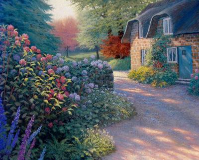 Cottage Lane Charles White