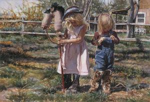 Country Girls Steve Hanks
