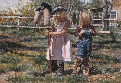 Country Girls Steve Hanks
