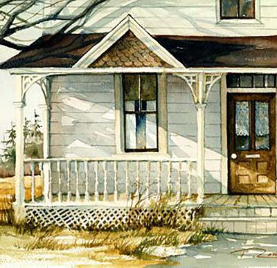 Country Porch - Trisha Romance