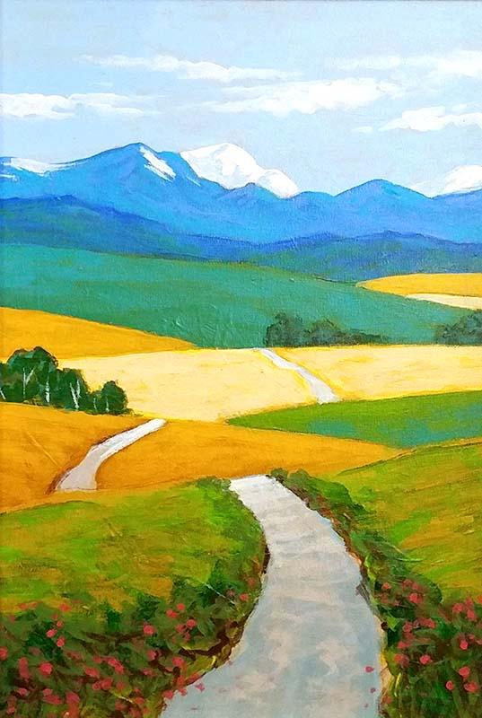 Country Roads - Chris MacClure