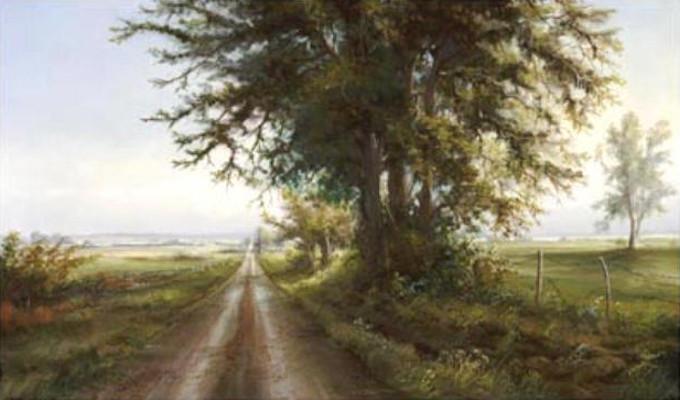 Country Shadows Jonn Einerssen 1