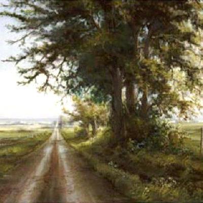 Country Shadows Jonn Einerssen