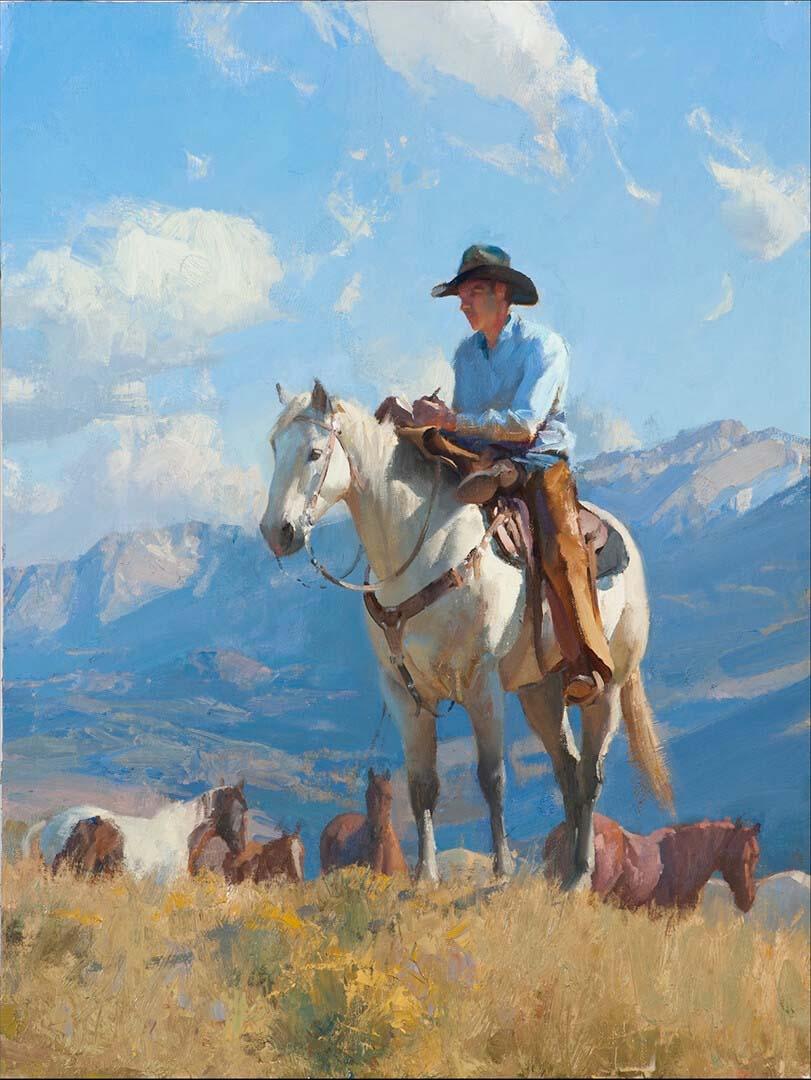 Cowboy Poetry - Bill Anton