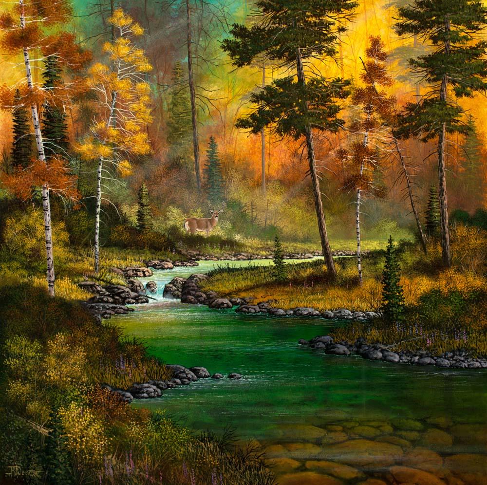 Creekside Domain - Roger Arndt