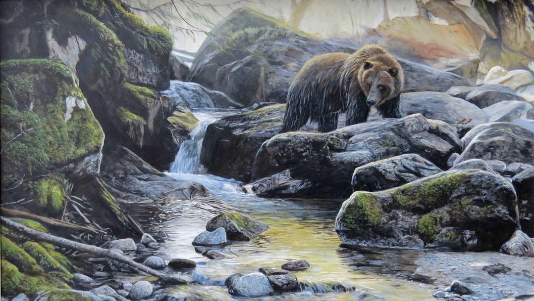 Creekside Explorer Terry Isaac