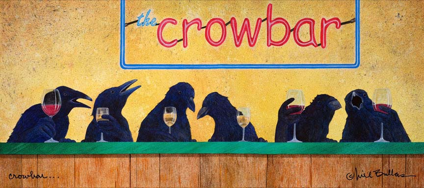 Crow Bar - Will Bullas