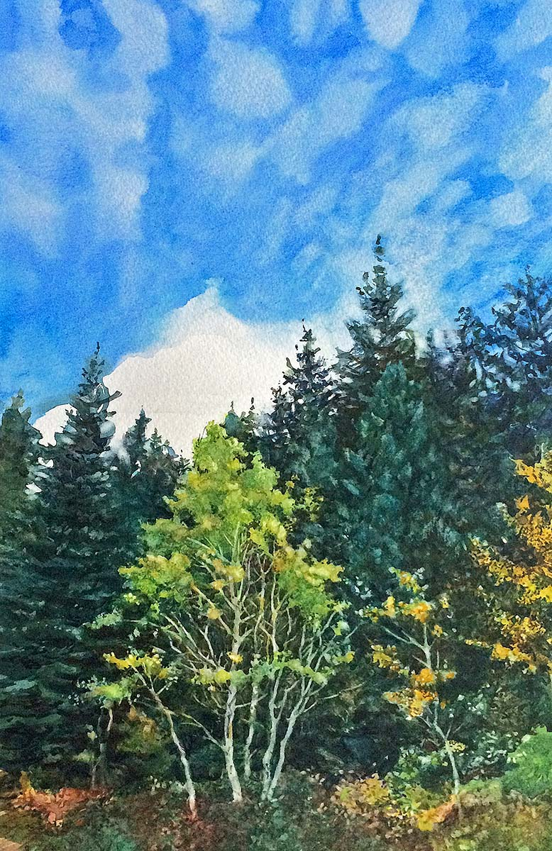 Crystal Mountain - Nicoletta Baumeister